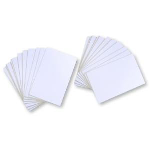 "SwiftColor 4"" x 6"" Printable PVC Based Cards"