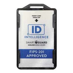 IDI926 Smart Guard Secure Badgeholder